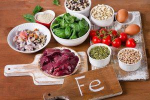 5 nhóm thực phẩm tốt cho sức khỏe sinh sản của phụ nữ
