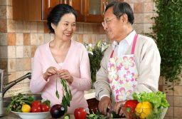 Những nguyên tắc vàng cho sức khỏe của người cao tuổi