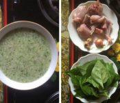 3 món cháo ếch dành cho bé suy dinh dưỡng mẹ nên bổ sung