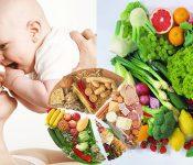 Gợi ý chế độ dinh dưỡng cho mẹ sau sinh