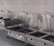 Cách chọn lựa bếp Á công nghiệp inox chuyên dụng phù hợp