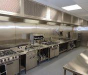 Bếp Âu công nghiệp - thiết bị chuyên dụng trong các nhà hàng