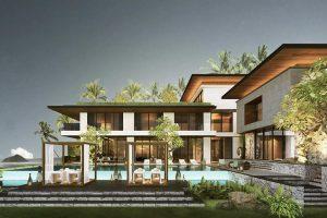Mô hình nhà Villa hấp dẫn nhiều người vì thiết kế phong cách, tính tiện nghi, sang trọng xa hoa bật nhất