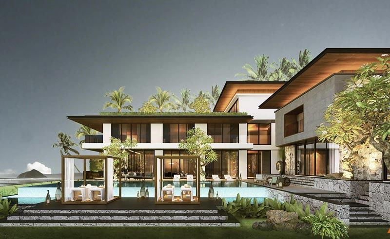 Giới thiệu nhà villa