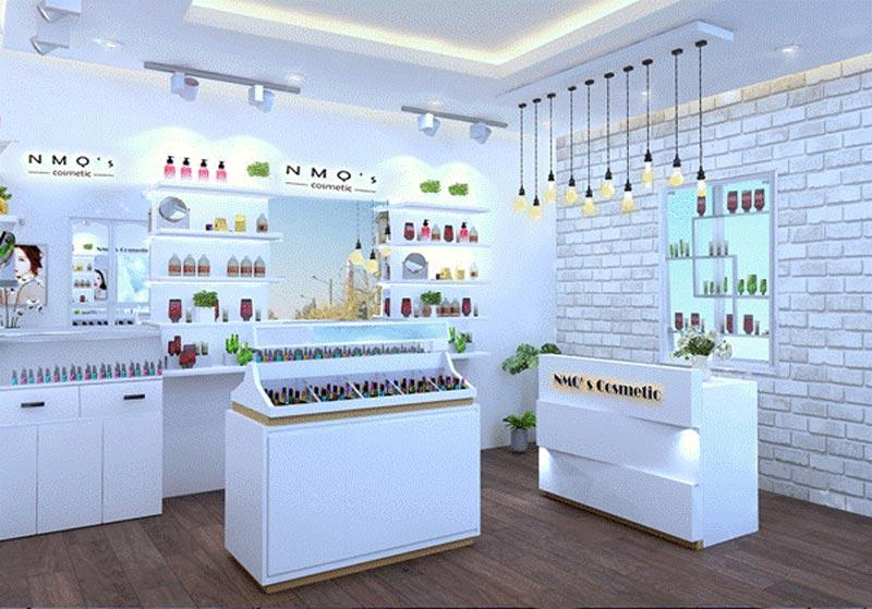 phong cách thiết kế showroom