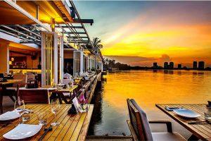 Với khung cảnh thơ mộng hữu tình của sông nước, nhà hàng của bạn chắc chắc là địa điểm lý tưởng được nhiều người lựa chọn.