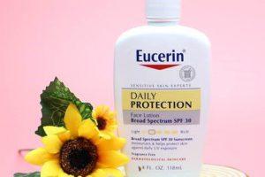 Review 3 loại sản phẩm kem dưỡng ẩm eucerin tốt nhất