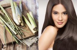 5 cách gội đầu bằng sả giúp trị rụng tóc hiệu quả