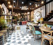 Ý tưởng thiết kế quán cafe diện tích nhỏ ấn tượng
