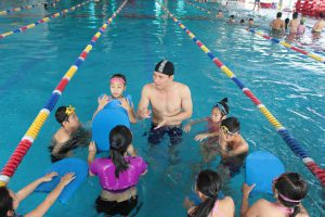 Những cách học bơi nhanh nhưng hiệu quả
