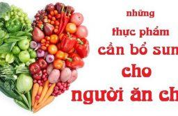 Những thực phẩm cung cấp canxi cho người ăn chay hiệu quả nhất