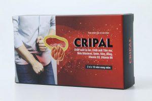 Hộp sản phẩm Cripal
