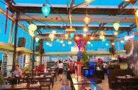 Một không gian quán nhậu được xem là đẹp khi nó đem đến sự sạch sẽ, dễ chịu và gần gũi cho thực khách.
